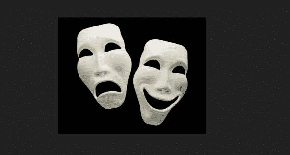 We All Wear Masks!
